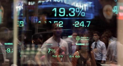 Marchés financiers en sortie de crise