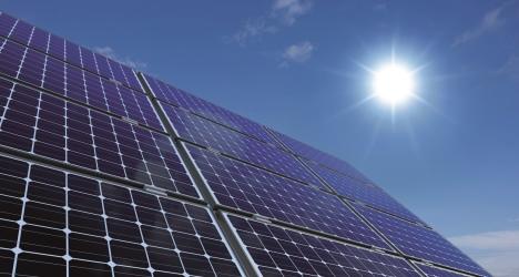 Marché des énergies solaires