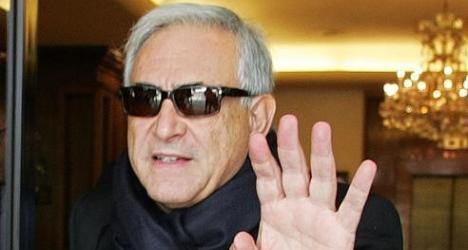 DSK veut son fonds d'investissement