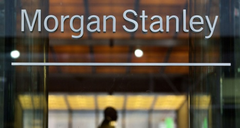 Banque d'affaires Morgan Stanley