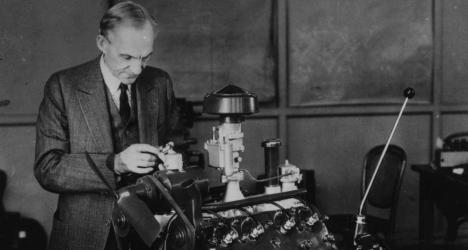 Henry Ford Moteur