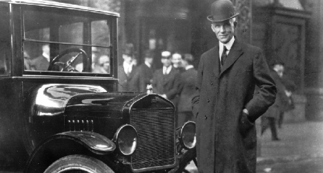 Henry Ford Voiture