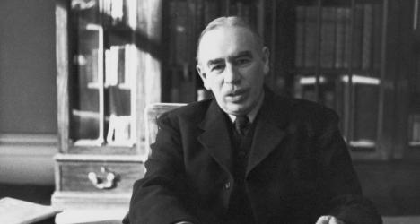 keynes en 1940